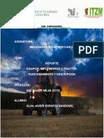 Reporte 1 Mecanizacion Agropecuaria