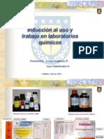 Induccion de Lab-2011