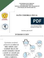 5. Daño Cerebral Focal