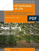 Poetics of Curriculum, Poetics of Life