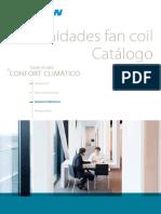 Fan Coil Units Catalogue_ECPES11-410_Catalogues_Spanish.pdf