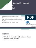 20120718 Legrado y Aspiraci n Manual Endouterina