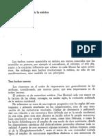 Schaeffer Pierre. Tratado de Los Objetos Musicales Fragmento