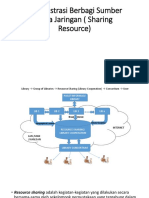 Administrasi Berbagi Sumber Daya Jaringan ( Sharing Resource