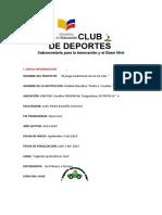 Club Deportes Pedro