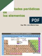 Propiedades Periodicas de Los Elementos