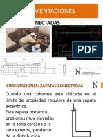 Zapatas Conectadas