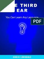The Third Ear - Chris