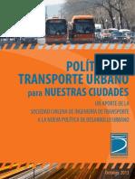 Politica de transporte urbano.pdf