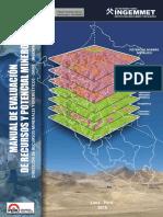 Manual de Evaluación de Recursos y Potencial Minero- DRME.pdf