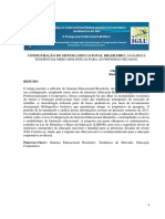 10. Configuração Do Sistema Educacional Brasileiro-Análises e Tendências Mercadológicas Para as Próximas Décadas