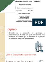 Proyecto Instrumentacion y Control