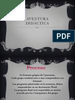 aventura didactica para oftalmologia
