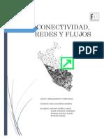 CONECTIVIDAD,REDES Y FLUJOS