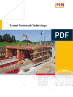 8.Tunnel Formwork Technology