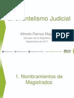 Clientelismo Judicial