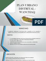 Plan Urbano Distrital - Wanchaq