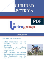 1.- Seguridad Electrica