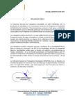 Declaración FEMEFUM - Honorarios MTT