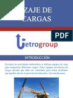 1.- Izaje de Cargas