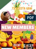 fruity fiesta