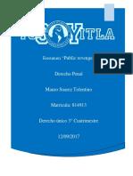 Venganza Publica