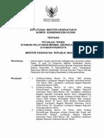Keputusan Menkes No 828  ttg Petunjujuk Teknis Standar Pel Minimal.pdf
