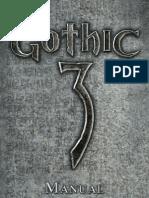 Gothic 3 Manual