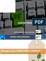 Green Procurement - GBCI