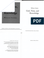 William Hasker-God, Time, and Knowledge (Cornell Studies in the Philosophy of Religion) (1989).pdf