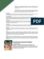 ACTIVIDADES CULTURALES DE GUATEMALA.docx