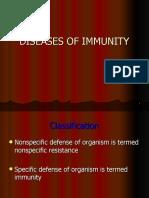 Pathanatomy Lecture - 10 Disease of Immunity