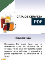 Cata y Maridaje de Cerveza
