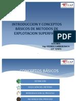 Intro Mineria Superficial Uap