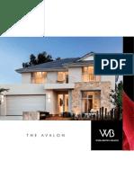 WB Avalon Brochure LRES