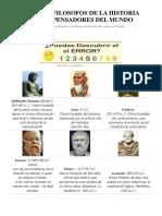 PRINCIPALES FILOSOFOS DE LA HISTORIA DESTACADOS PENSADORES DEL MUNDO.docx