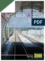Slab Track Austria System ÖBB-PORR