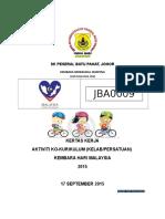Kertas Kerja Kembara Hari Malaysia