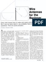 Wire Antennas for the Begginer.pdf