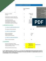 SOLUCIÓN DE PREGUNTAS DE ABASTECIMIENTO DE AGUA