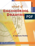 Unit 1 REDDY, K.v. (2008) Textbook of Engineering Drawing. 2nd Ed. Hyderabad BS Publications.