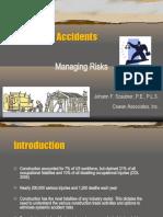 Construction Accident Risk Management