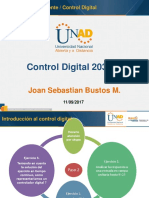 Web Conferencia 2 Control Digital Paso 2 Fecha 11-09-2017