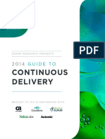 2014 Guide to Continuous Delivery
