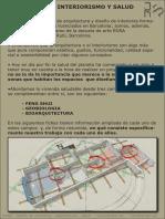 Arquitectura Interiorismo y Salud