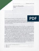 Michael Ryan. Slavery & Identity in Mozarabic Toledo 1201-1320. 1995