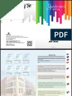 DP Airless Paint Sprayer Catalogue 2016