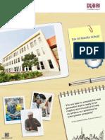 KHDA - Dar Al Marefa School 2016-2017
