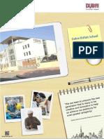 KHDA - Dubai British School 2016-2017