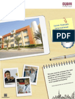 KHDA - Lycee Francais International 2016-2017